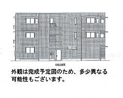 (仮)D-room下祇園駅前[301号室]の外観