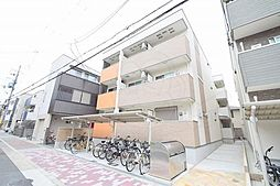 Osaka Metro今里筋線 だいどう豊里駅 徒歩6分の賃貸アパート