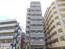 大阪府豊中市岡町の賃貸マンションの外観