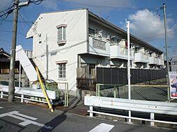 西井ハイツs[1階]の外観
