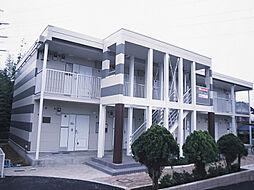レオパレスOYUMI Ⅱ[1階]の外観