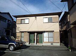 [テラスハウス] 大阪府池田市神田3丁目 の賃貸【/】の外観