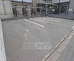 京都府京都市北区紫竹西大門町の賃貸アパートの外観