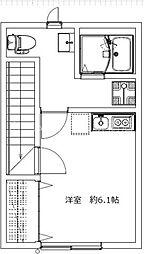 AZEST-RENT青砥[2階]の間取り