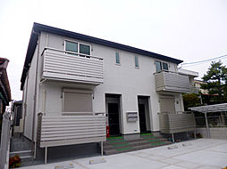 クレスト霞ヶ丘[2階]の外観