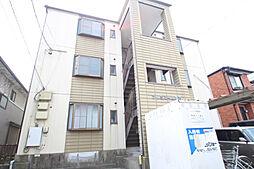 愛知県名古屋市天白区平針台1丁目の賃貸アパートの外観