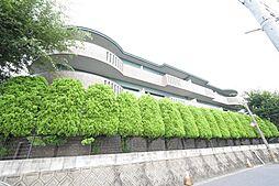 メゾン京良城[201号室]の外観