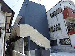安立荘[2階]の外観