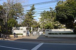 グリーンコート松波[1階]の外観