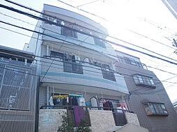 PEARL CITYマンション玉出[4階]の外観