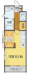 JR仙山線 東照宮駅 徒歩7分の賃貸アパート