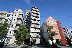 大阪府大阪市福島区野田3丁目の賃貸マンションの外観