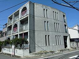 キューブ東武庫之荘I[201号室]の外観