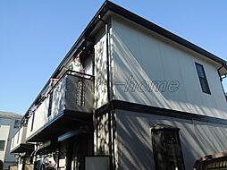 [タウンハウス] 東京都府中市是政6丁目 の賃貸【/】の外観