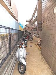 エステート伊田[2階]の外観