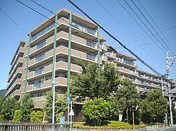 藤和ライブタウン山科[4階]の外観