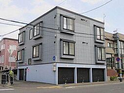 グランデルシャン[2階]の外観