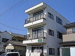 コーポいとう[3階]の外観