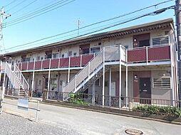 カマダハイツA・B[A201号室]の外観