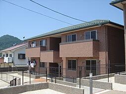 広島県東広島市八本松南4丁目の賃貸アパートの外観