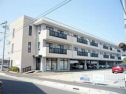 滋賀県近江八幡市上田町の賃貸アパートの外観