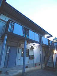 メゾンハリガヤB棟[2階]の外観