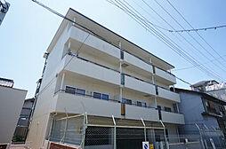大阪府大阪市福島区野田5丁目の賃貸マンションの外観