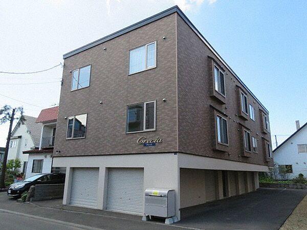 クレシア 3階の賃貸【北海道 / 札幌市白石区】