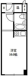 ファミールハイツ北大阪3号棟[307号室]の間取り