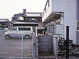 広島県福山市吉津町の賃貸アパートの外観