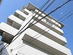 大阪府寝屋川市高倉1丁目の賃貸マンションの外観