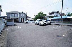 群馬県伊勢崎市山王町の賃貸アパートの外観