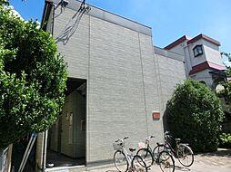 埼玉県川口市在家町の賃貸アパートの外観