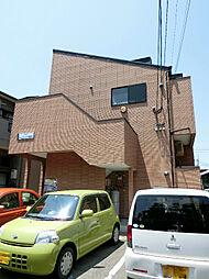 福岡県福岡市博多区美野島2の賃貸アパートの外観