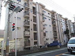 綾園マンション[1階]の外観