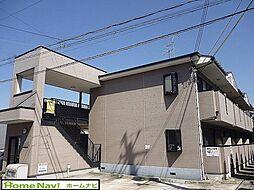 サンパティーク[1階]の外観