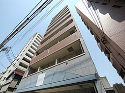愛知県名古屋市中村区黄金通5の賃貸マンションの外観