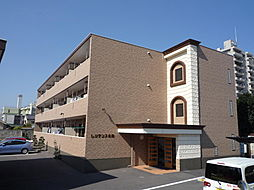 レジデンス松峰[3階]の外観