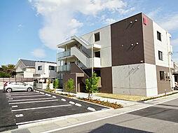 滋賀県大津市真野1丁目の賃貸マンションの外観