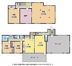 榎戸駅 1,480万円