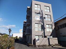 静岡県三島市南田町の賃貸マンションの外観