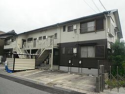愛知県半田市青山2丁目の賃貸アパートの外観
