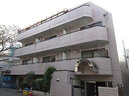 サンライズ鶴田[4階]の外観
