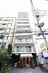 大阪府大阪市中央区瓦町4丁目の賃貸マンションの外観