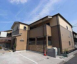 京都府京都市北区等持院東町の賃貸マンションの外観