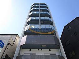 ファーストフィオーレ大阪ウエスト[4階]の外観