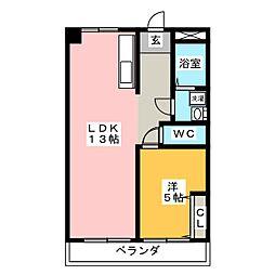 茶所駅 4.1万円