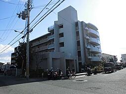 兵庫県尼崎市西昆陽3丁目の賃貸マンションの外観