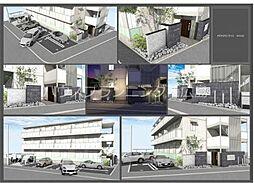 JR山陽本線 新井口駅 徒歩15分の賃貸アパート