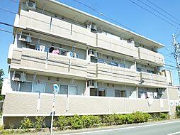 静岡県磐田市豊田の賃貸マンションの外観